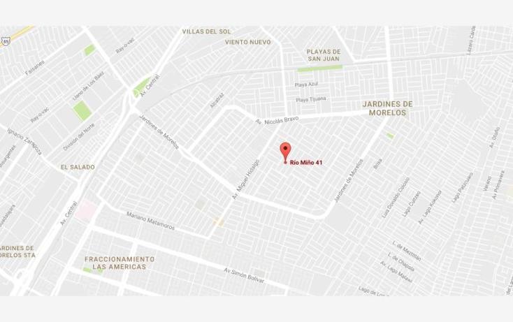 Foto de casa en venta en  41, jardines de morelos sección islas, ecatepec de morelos, méxico, 968849 No. 06