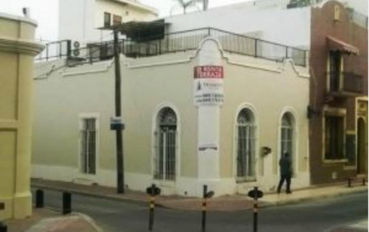 Foto de local en renta en  410, centro, mazatlán, sinaloa, 1828042 No. 01