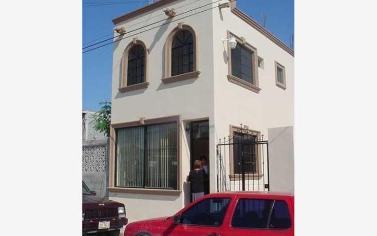 Foto de departamento en renta en  410, los doctores, reynosa, tamaulipas, 2034654 No. 01