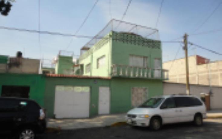 Foto de casa en venta en  410, moctezuma 1a secci?n, venustiano carranza, distrito federal, 1650354 No. 01