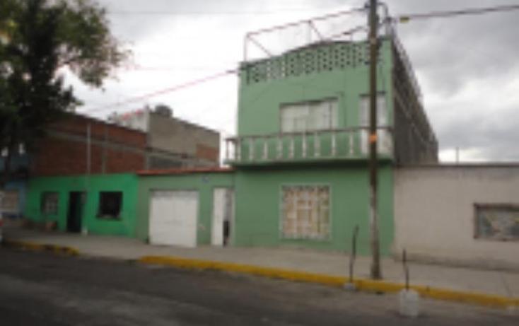Foto de casa en venta en  410, moctezuma 1a secci?n, venustiano carranza, distrito federal, 1650354 No. 02