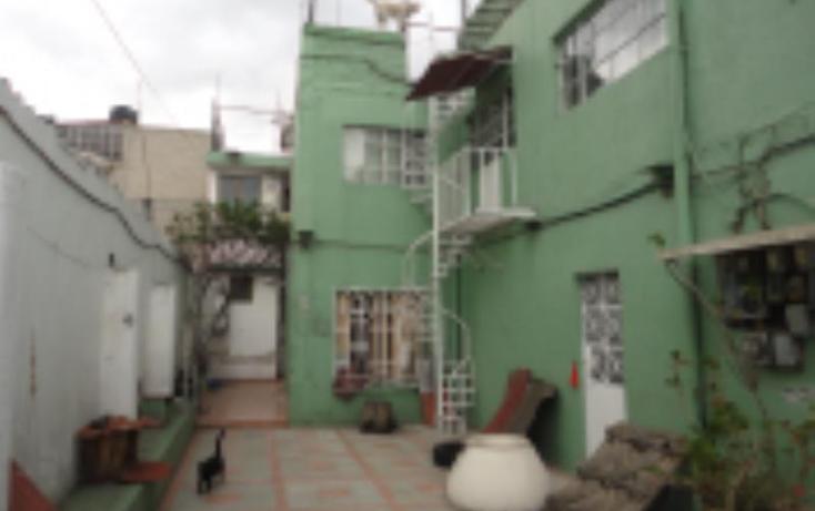 Foto de casa en venta en  410, moctezuma 1a secci?n, venustiano carranza, distrito federal, 1650354 No. 03