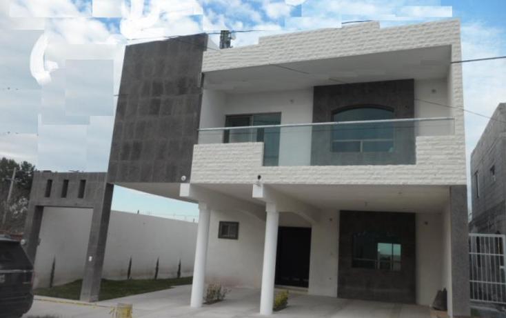 Foto de casa en venta en  4100, villas de la aurora, saltillo, coahuila de zaragoza, 894883 No. 01