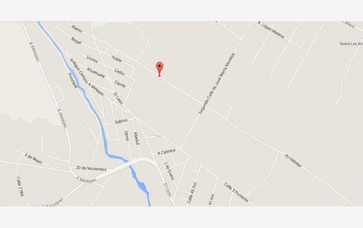 Foto de terreno habitacional en venta en  4103, atlixco centro, atlixco, puebla, 1529662 No. 07
