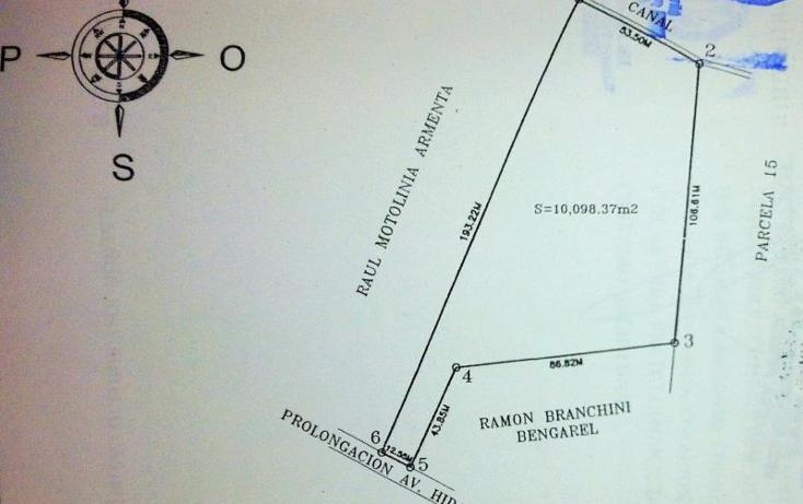 Foto de terreno habitacional en venta en  4103, atlixco centro, atlixco, puebla, 1529662 No. 08