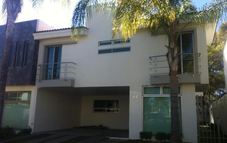 Foto de casa en venta en  4118, valle real, zapopan, jalisco, 1588716 No. 01