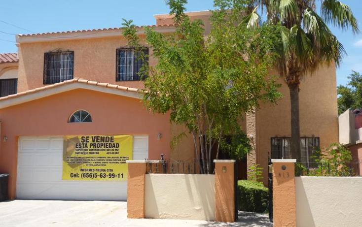 Foto de casa en venta en  413, campestre, ju?rez, chihuahua, 1190933 No. 35
