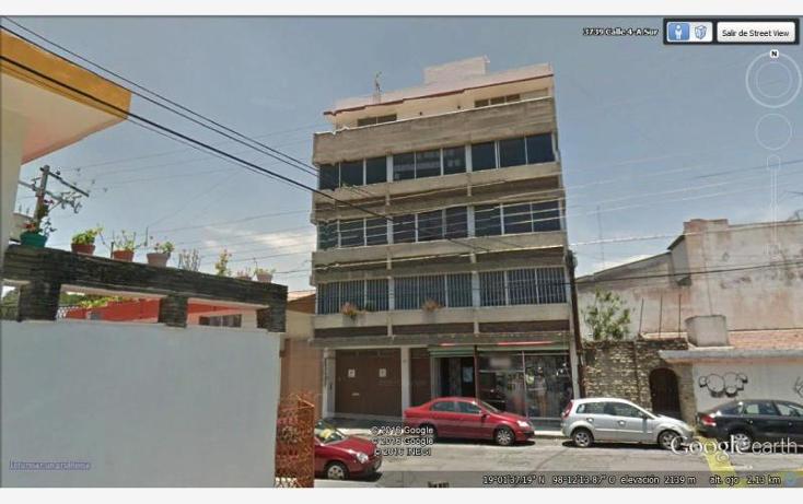 Foto de departamento en renta en  414, ladrillera de benitez, puebla, puebla, 1440905 No. 01