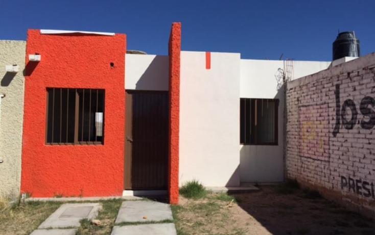 Foto de casa en venta en  416, san josé del barranco, san francisco de los romo, aguascalientes, 1728044 No. 02
