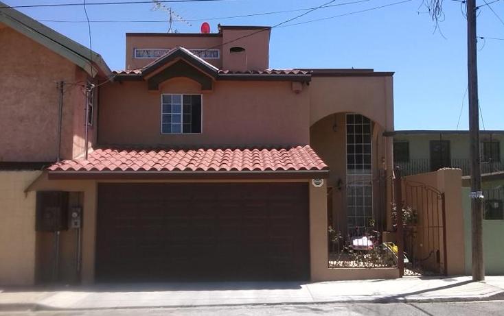Foto de casa en venta en  4161, soler, tijuana, baja california, 986613 No. 01