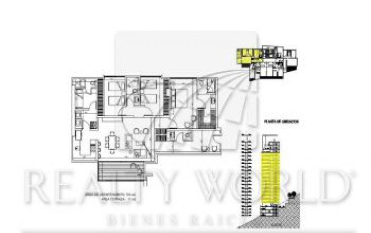 Foto de departamento en venta en 417, mirador del campestre, san pedro garza garcía, nuevo león, 1024643 no 01