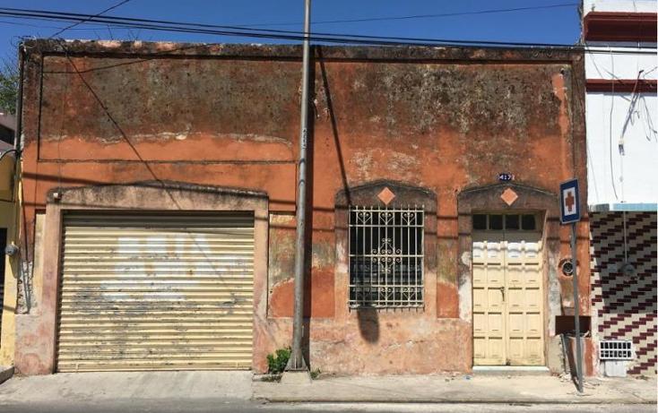Foto de casa en venta en  417a, merida centro, mérida, yucatán, 1954808 No. 01