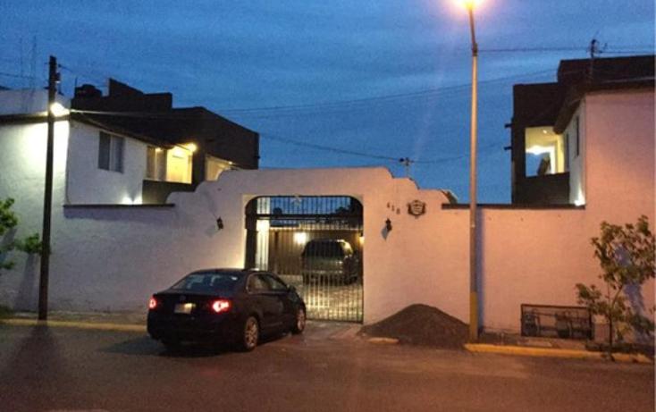 Foto de departamento en renta en  418, virreyes residencial, saltillo, coahuila de zaragoza, 994657 No. 18