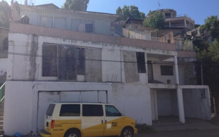 Foto de casa en venta en  418, zona centro, tijuana, baja california, 770701 No. 01