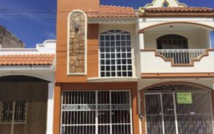 Foto de casa en venta en  41-a, del bosque, mazatlán, sinaloa, 1739930 No. 01