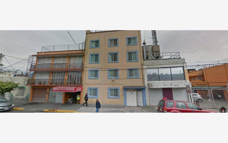 Foto de departamento en venta en  42, aragón la villa, gustavo a. madero, distrito federal, 2681304 No. 01