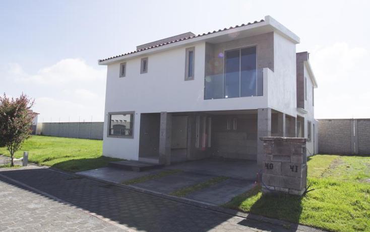Foto de casa en venta en  42, country club, metepec, méxico, 2693084 No. 01