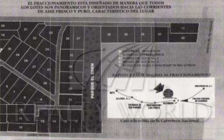 Foto de terreno habitacional en venta en 42, montemorelos centro, montemorelos, nuevo león, 1788953 no 02