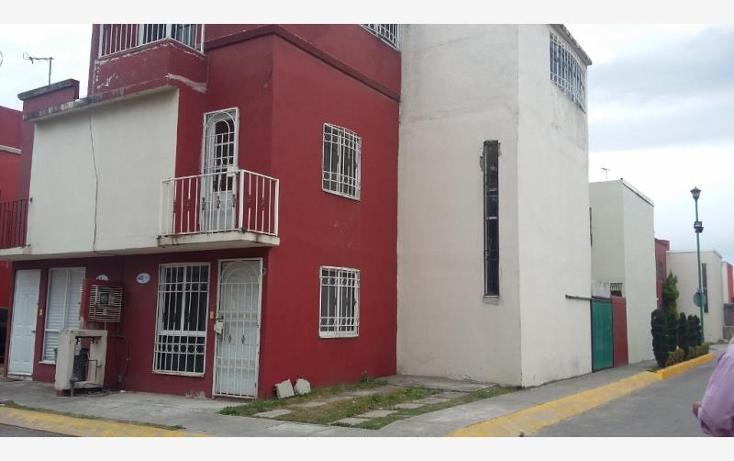 Foto de casa en venta en paseo de la virtud 42, paseos de izcalli, cuautitlán izcalli, méxico, 1646790 No. 01