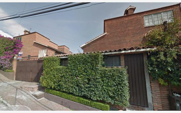 Foto de casa en venta en  42, san francisco, la magdalena contreras, distrito federal, 1946850 No. 01