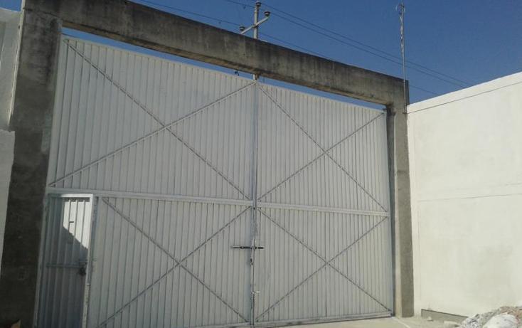 Foto de nave industrial en renta en  42, sanctorum, cuautlancingo, puebla, 403355 No. 05