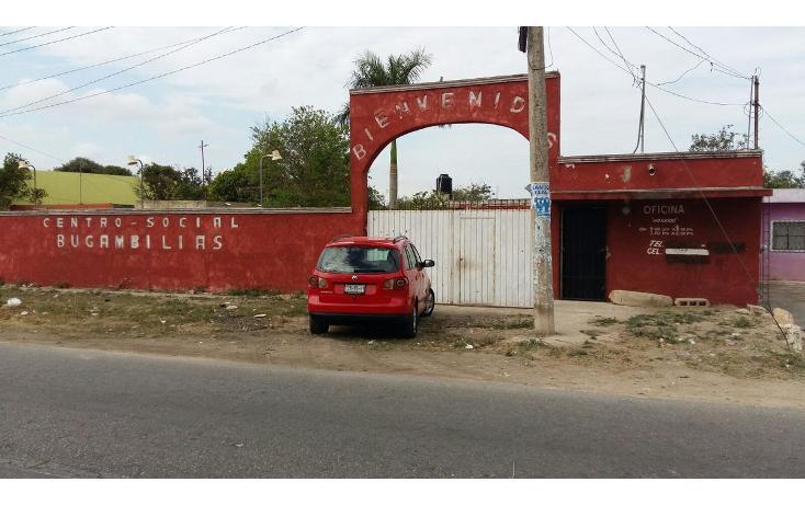 Foto de local en venta en  , tahdzibichén, mérida, yucatán, 1955497 No. 01