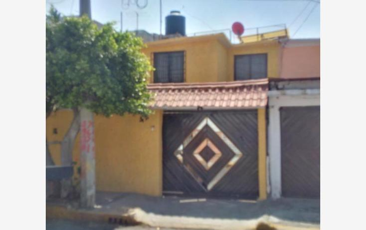 Foto de casa en venta en  42, valle de aragón, nezahualcóyotl, méxico, 2044660 No. 01