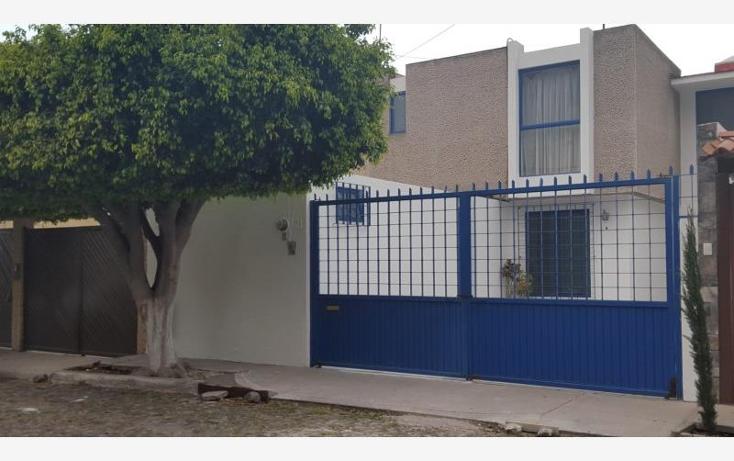 Foto de casa en renta en  421, carretas, querétaro, querétaro, 1752008 No. 01