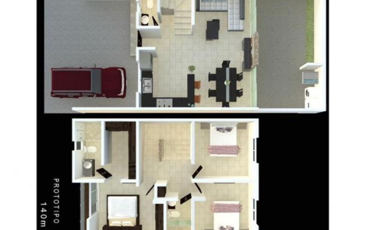 Foto de casa en venta en  4229, real del valle, mazatlán, sinaloa, 1336257 No. 02