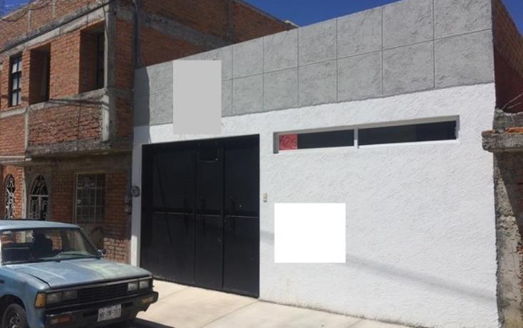 Foto de casa en venta en  425, praderas del sur, morelia, michoacán de ocampo, 1726006 No. 01
