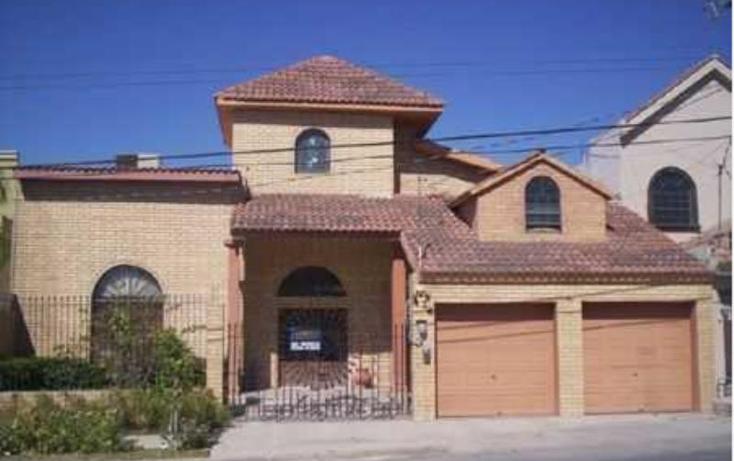 Foto de casa en venta en  426, las fuentes, reynosa, tamaulipas, 2029176 No. 01