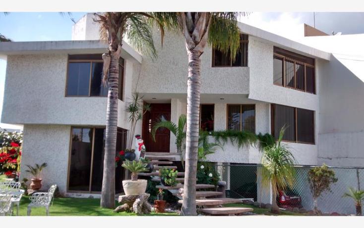 Foto de casa en venta en  428, villas de irapuato, irapuato, guanajuato, 753347 No. 01