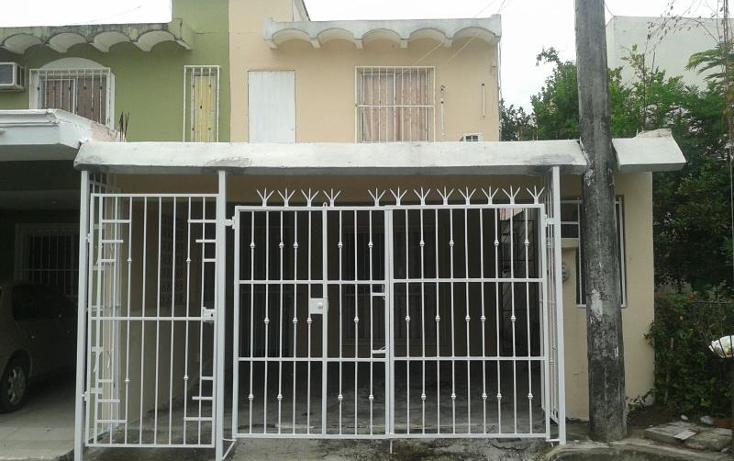 Foto de casa en renta en  43, laguna real, veracruz, veracruz de ignacio de la llave, 1424683 No. 01