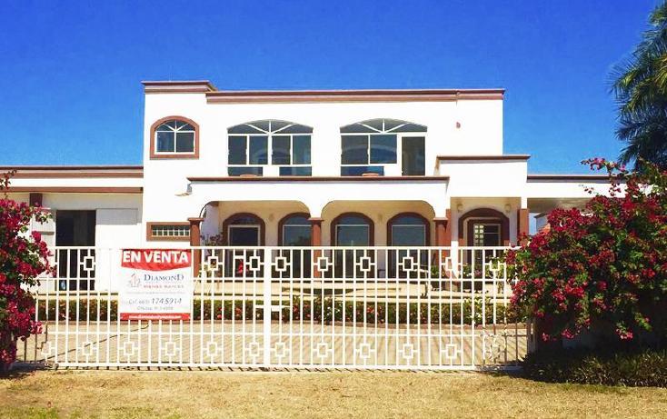 Foto de casa en venta en  43, teacapan, escuinapa, sinaloa, 1782636 No. 01