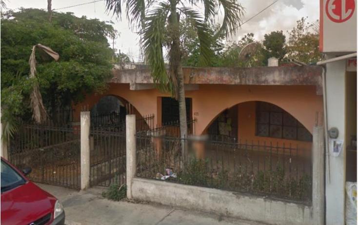 Foto de casa en venta en licenciado javier rojo gomez 433, kantunilkin centro, lázaro cárdenas, quintana roo, 1463783 No. 01