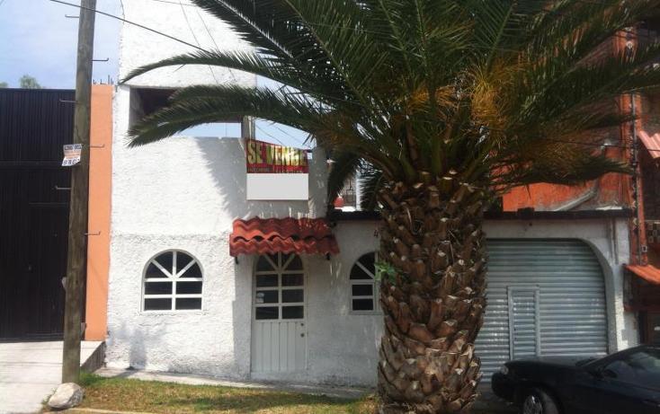 Foto de casa en venta en  439, parque residencial coacalco 3a sección, coacalco de berriozábal, méxico, 2031326 No. 01