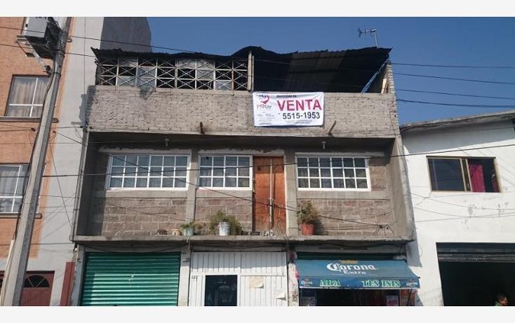 Foto de casa en venta en  44, agrícola pantitlan, iztacalco, distrito federal, 1539716 No. 01