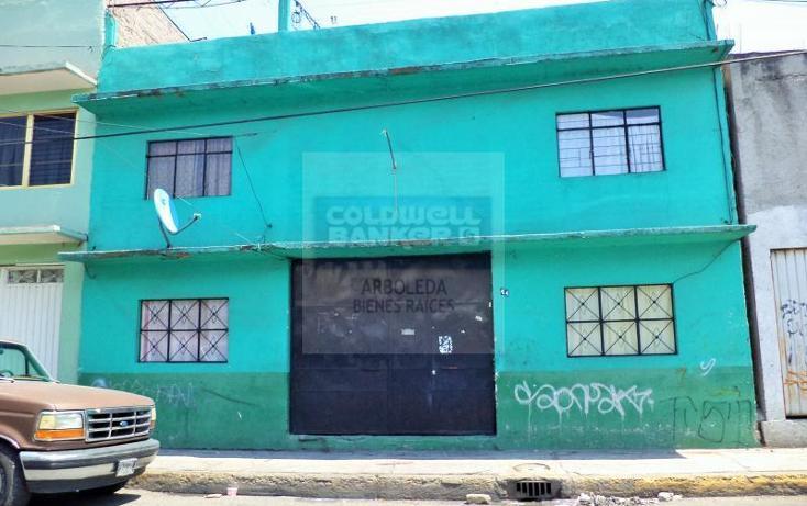 Foto de edificio en venta en  44, san miguel xalostoc, ecatepec de morelos, méxico, 953801 No. 01