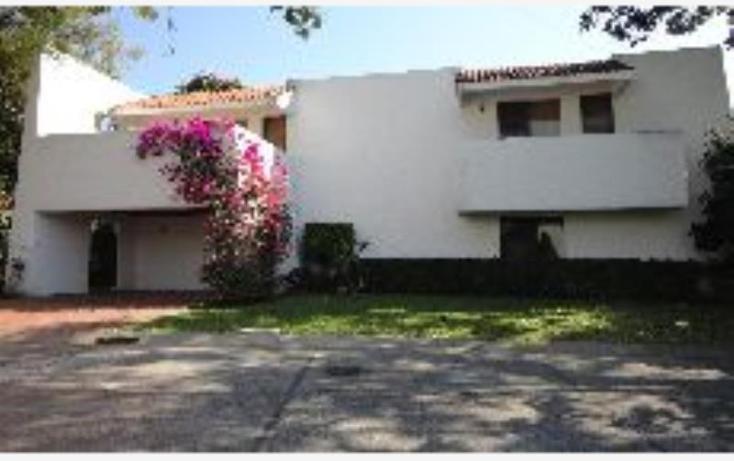 Foto de casa en renta en  44, tabachines, cuernavaca, morelos, 794387 No. 01