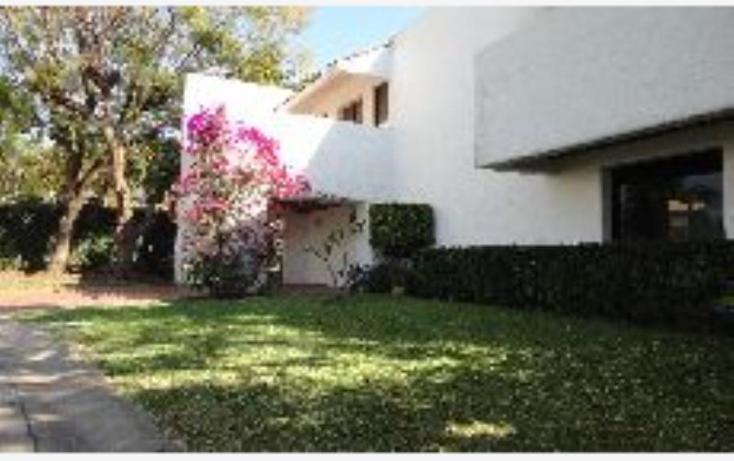 Foto de casa en renta en  44, tabachines, cuernavaca, morelos, 794387 No. 02
