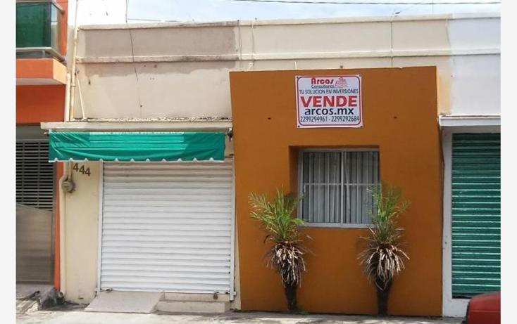 Foto de local en venta en  444, ignacio zaragoza, veracruz, veracruz de ignacio de la llave, 1634270 No. 01