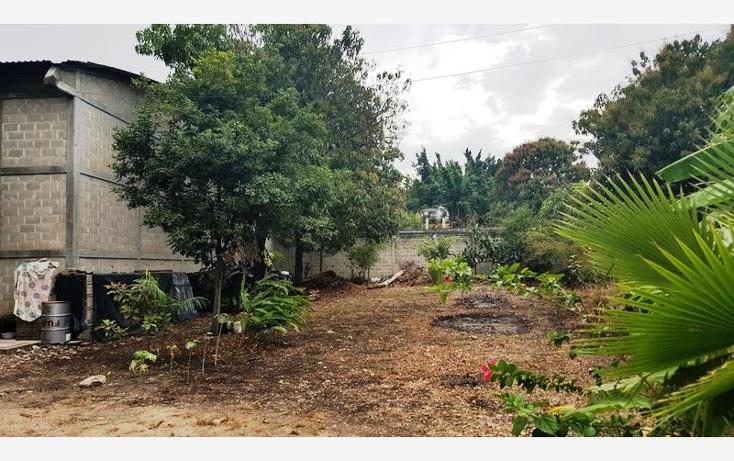 Foto de terreno comercial en venta en  445, josé castillo tielemans, tuxtla gutiérrez, chiapas, 1728784 No. 06