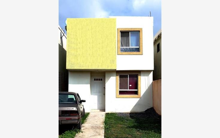 Foto de casa en venta en  445, villas de la hacienda, ju?rez, nuevo le?n, 2042786 No. 01