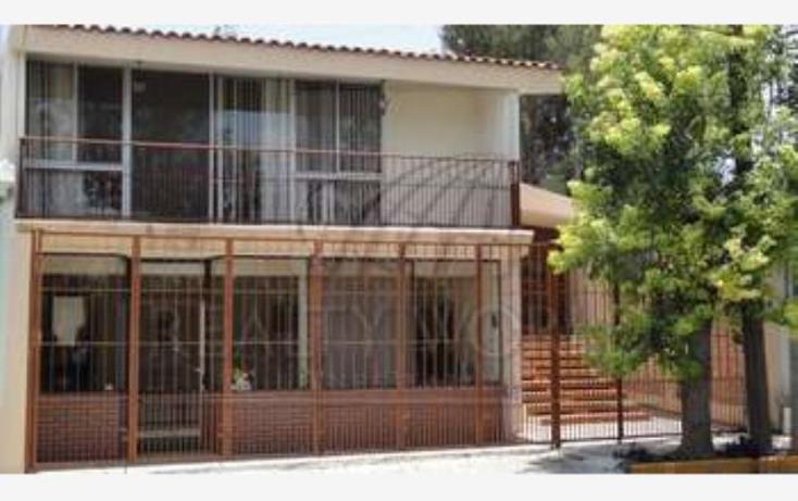 Foto de casa en venta en  448, jardines del valle, saltillo, coahuila de zaragoza, 882445 No. 01