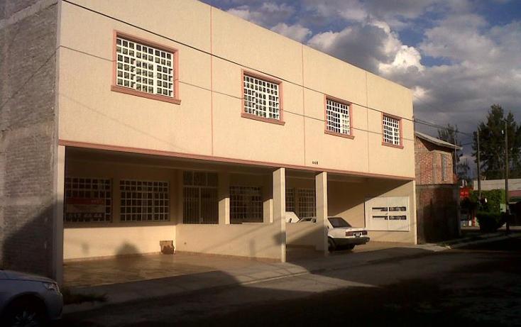 Foto de departamento en renta en  448, villas del magisterio, zamora, michoacán de ocampo, 504905 No. 01