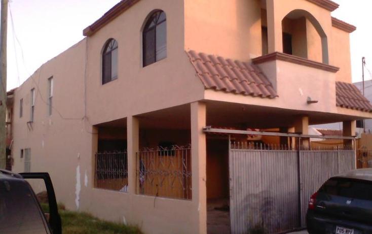 Foto de casa en venta en  449, las fuentes, reynosa, tamaulipas, 1451573 No. 01