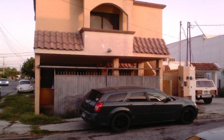 Foto de casa en venta en  449, las fuentes, reynosa, tamaulipas, 1451573 No. 02