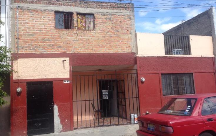 Foto de casa en venta en  4495, emiliano zapata, guadalajara, jalisco, 1944348 No. 01