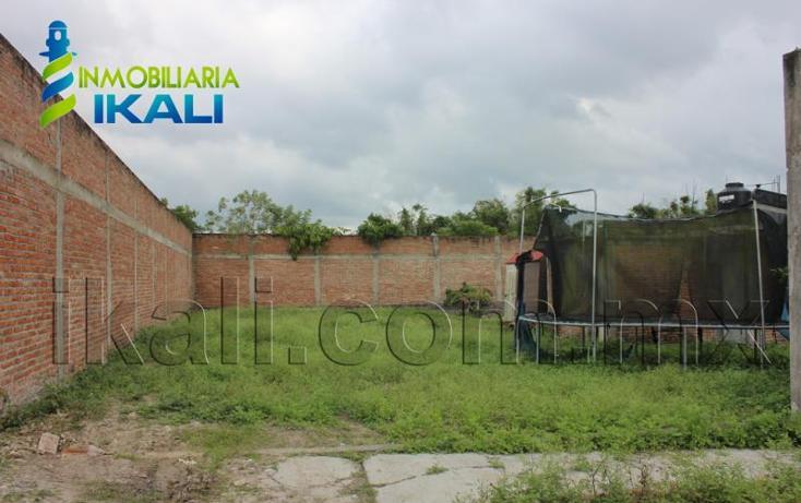 Foto de terreno habitacional en venta en  45, casa bella, tuxpan, veracruz de ignacio de la llave, 1023271 No. 02