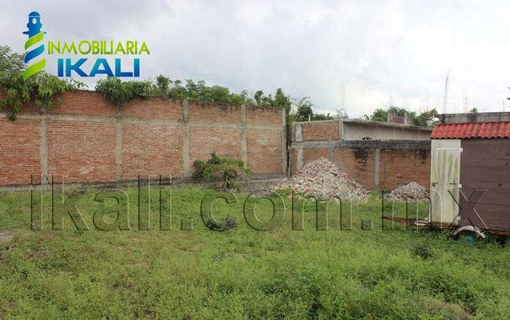 Foto de terreno habitacional en venta en  45, casa bella, tuxpan, veracruz de ignacio de la llave, 1023271 No. 04